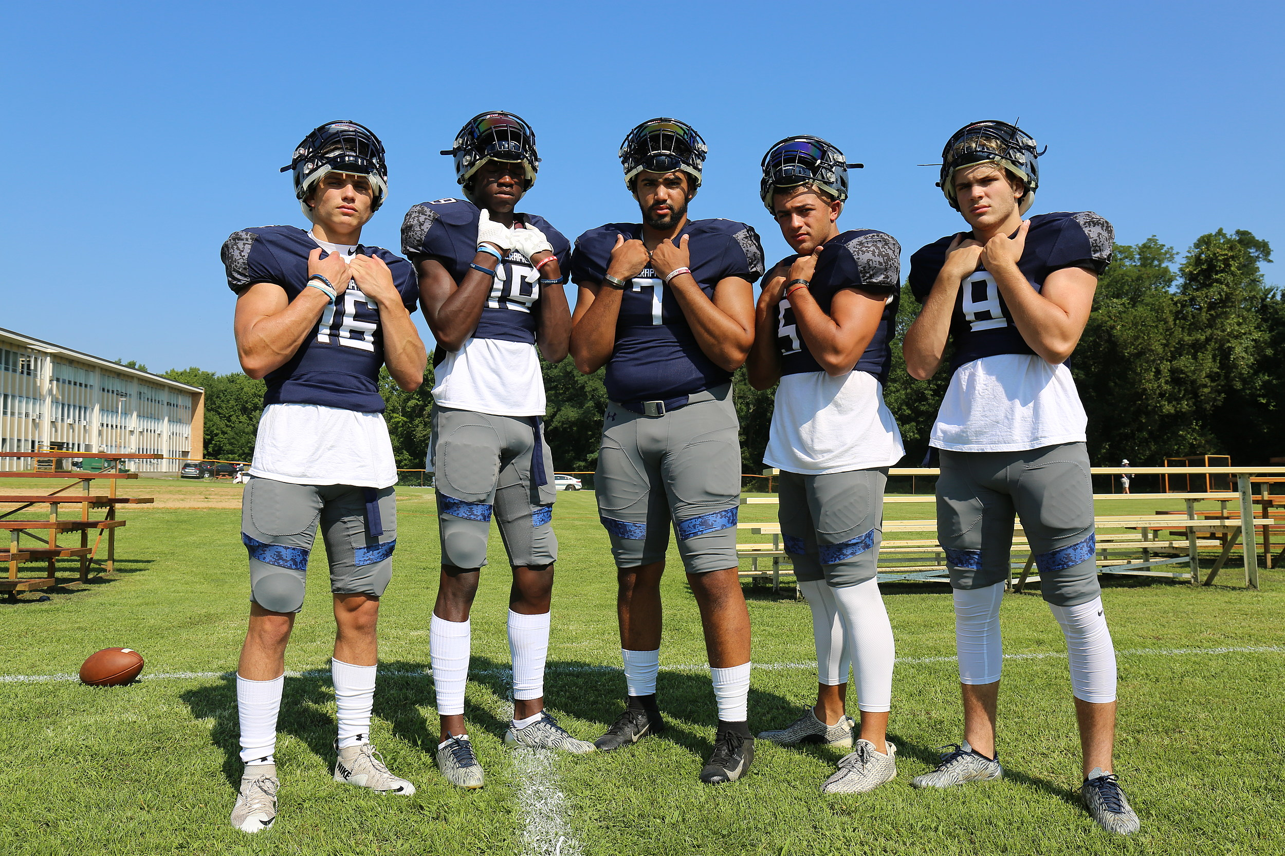 Big Stage Crew 2018 Mater Dei Prep Football Preview