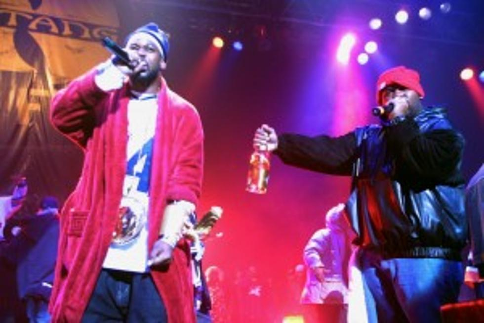 Wu-Tang Clan to Release ONE Copy of New Album 'Once Upon a