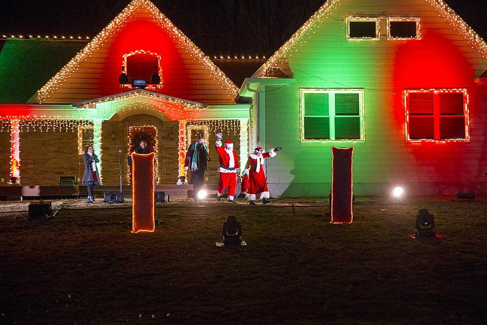 - Origin Of Christmas Lights? Yep, It's A Jersey Thing
