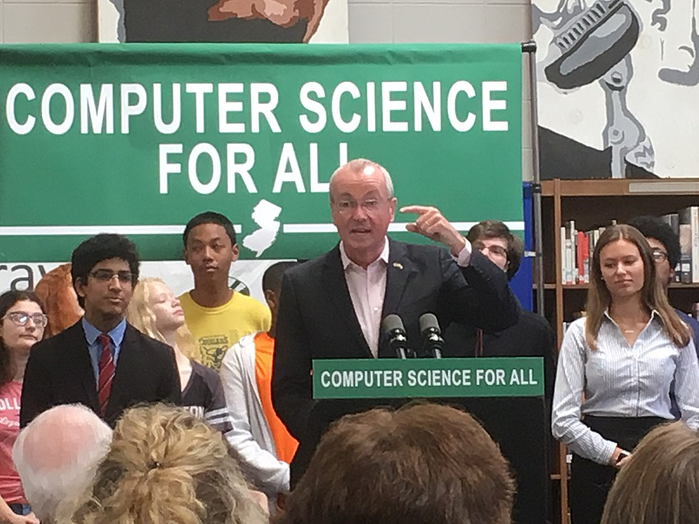Computer Science For All Murphys New Plan For Nj Schools