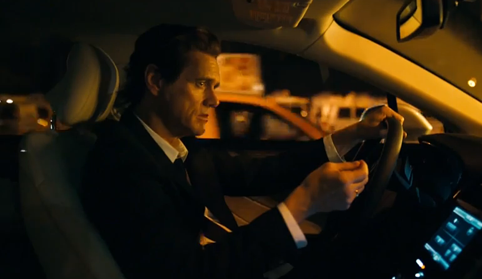 Jim Carey Spoofs Matthew Mcconaughey Lincoln Commercial