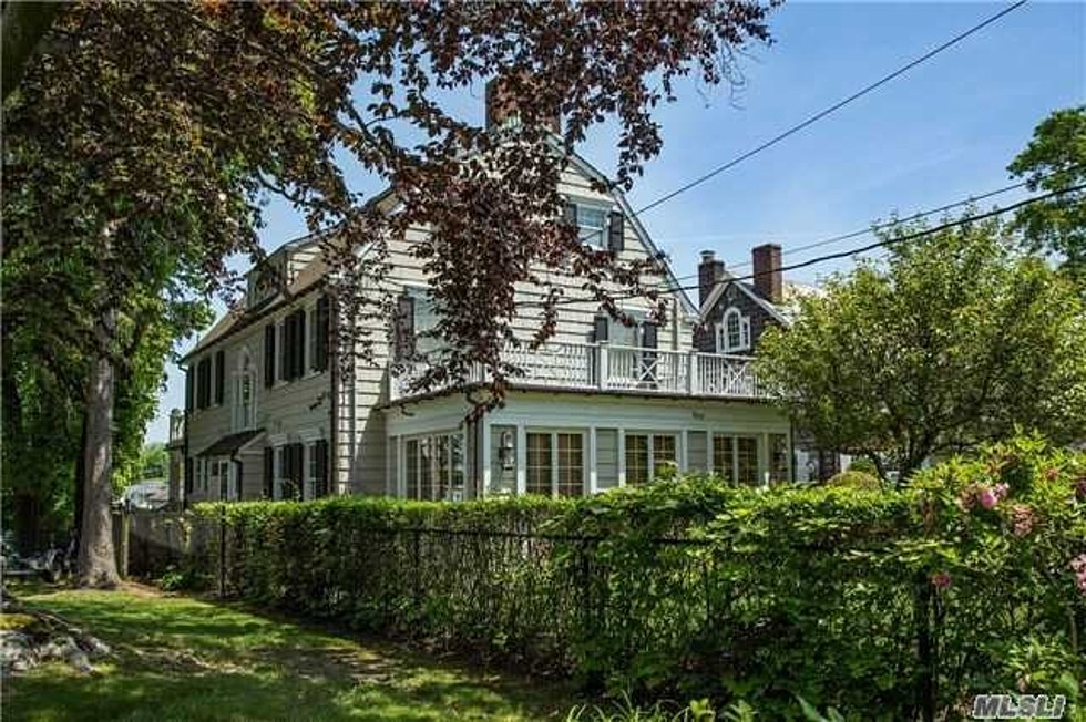 The Real Amityville Horror House Is Back On The Market