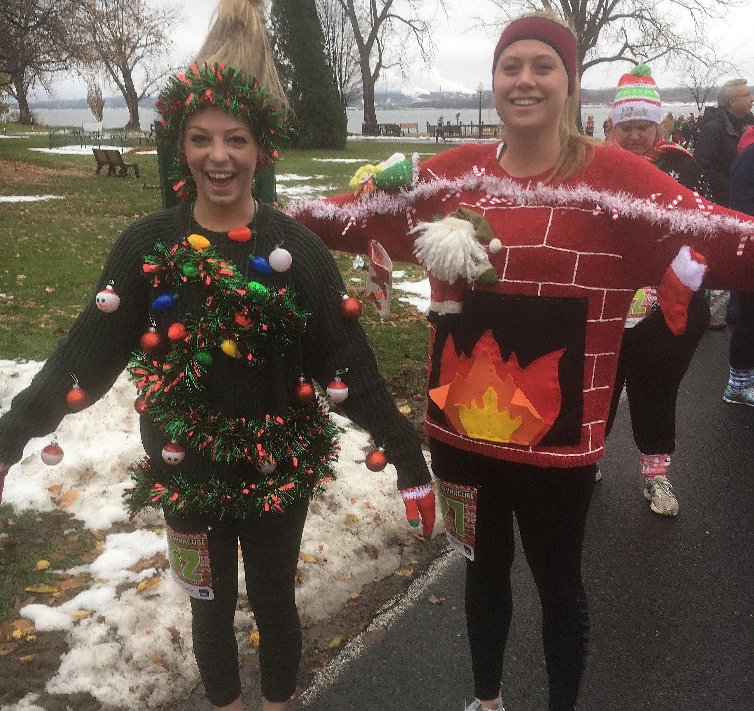 Ugliest Christmas Sweaters In Cny