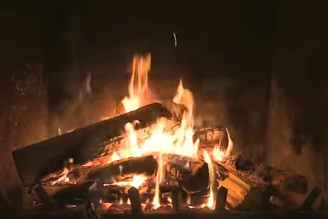 Check Out These Geeky Yule Log Videos