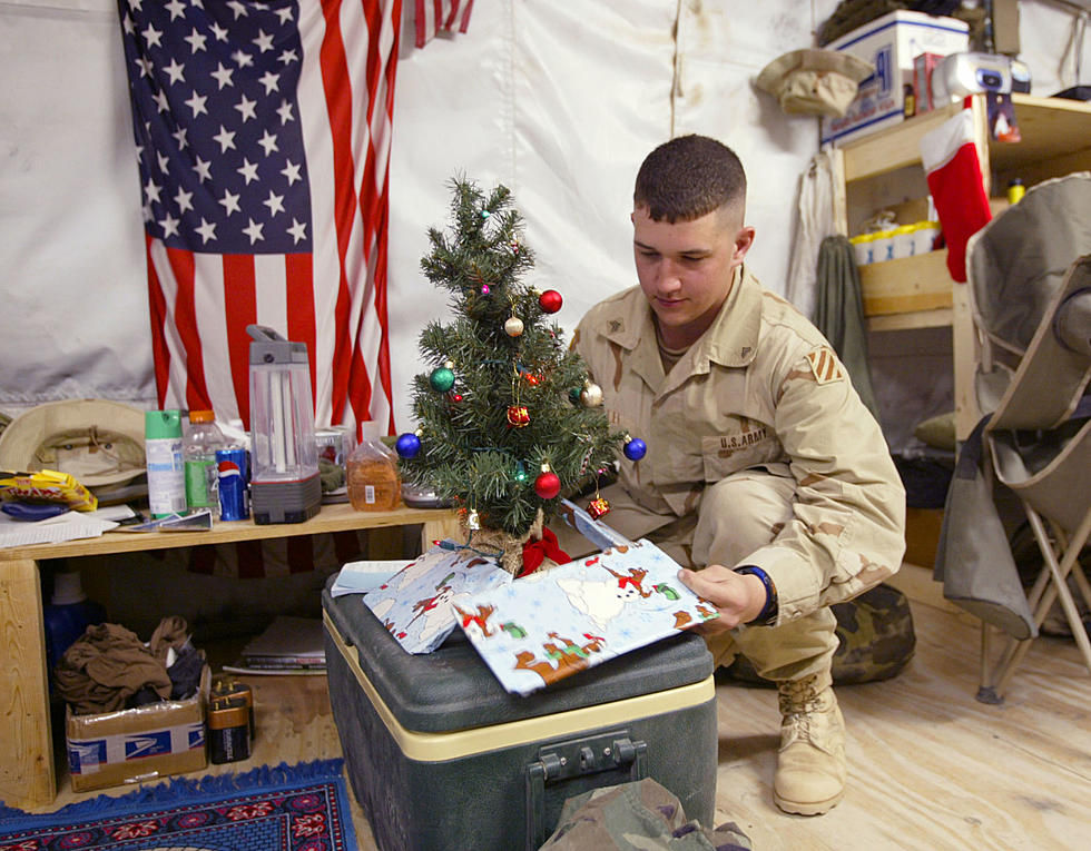 How To Send Christmas Cards To The Military