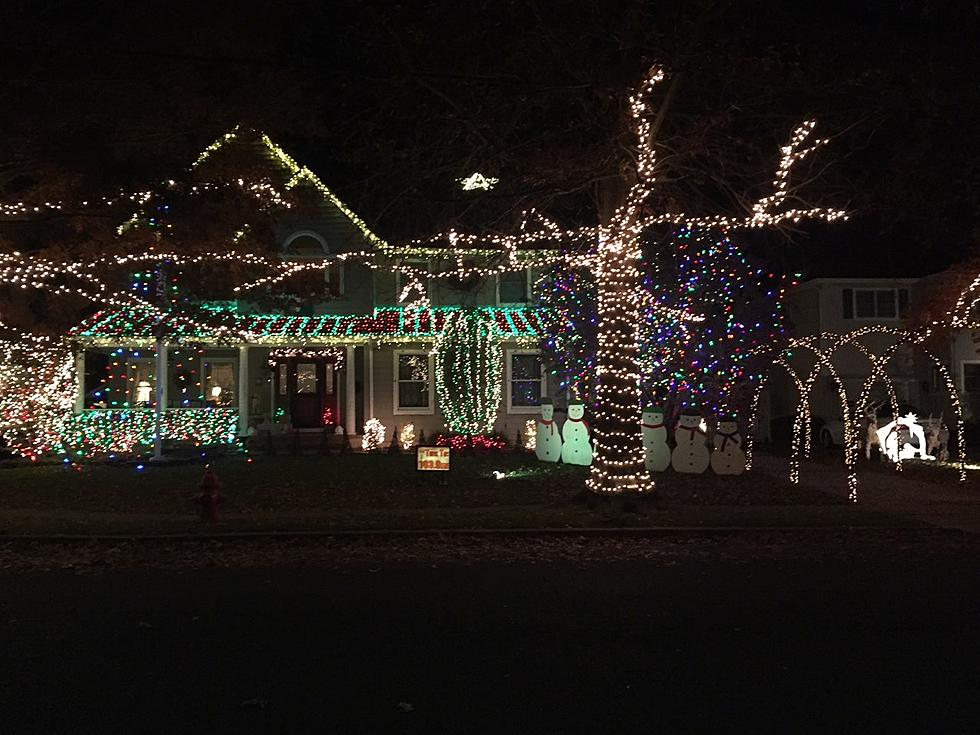 - A Christmas Surprise When You Drive By This Spring Lake Home