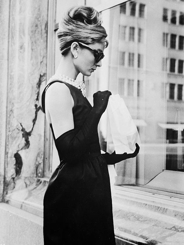 What What Would The Breakfast At Tiffanys Dress Look Like Today