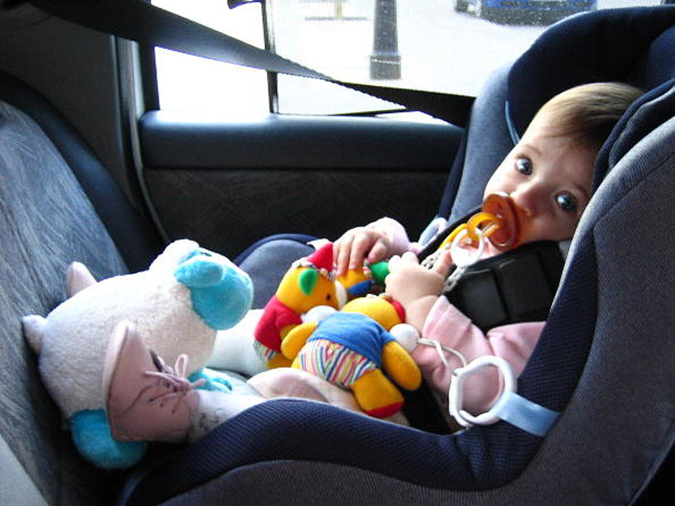 Infant Car Seat Laws Changing In NYS