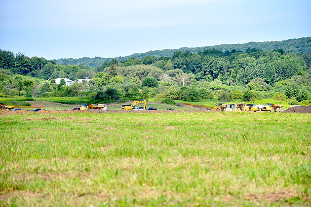 Tractor Supply Breaks Ground In Herkimer County