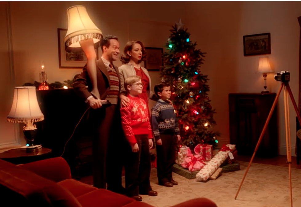 Sauquoit Actress, Allie Kiesel Shines in FOX\'s \'A Christmas Story