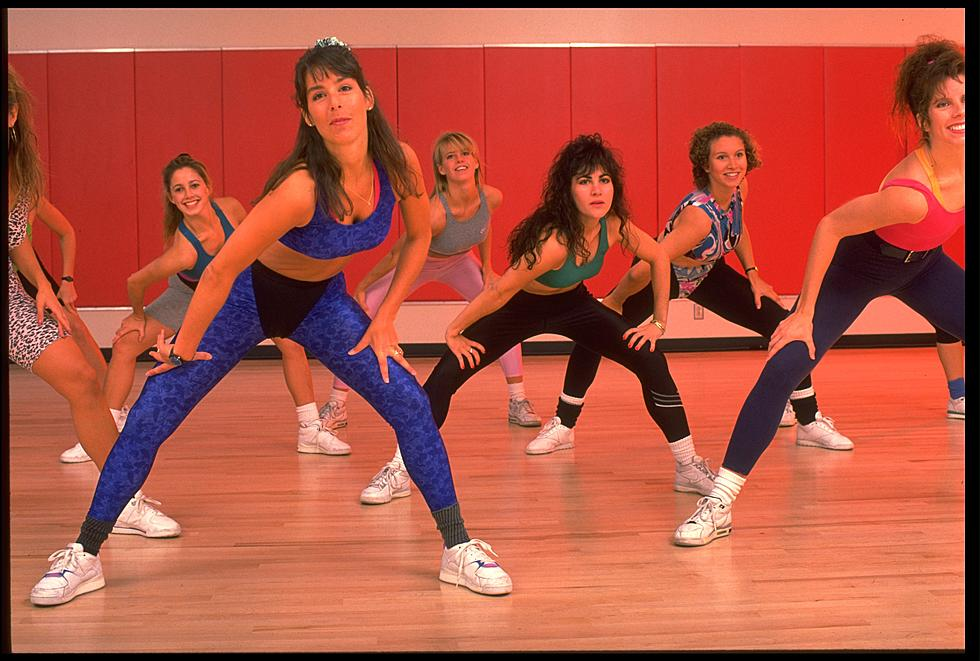 Taylor Swifts Shake It Off Syncs Up Perfectly With This Aerobics Video From The 80s VIDEO