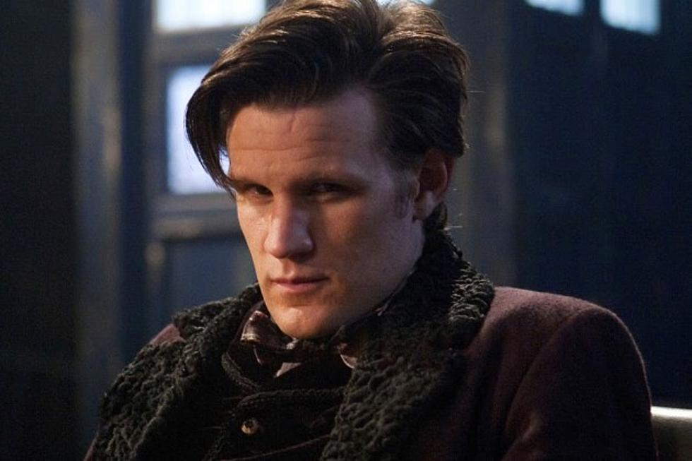 Doctor Who\' Releases 2012 Christmas Special Trailer, With Evil Snowmen!