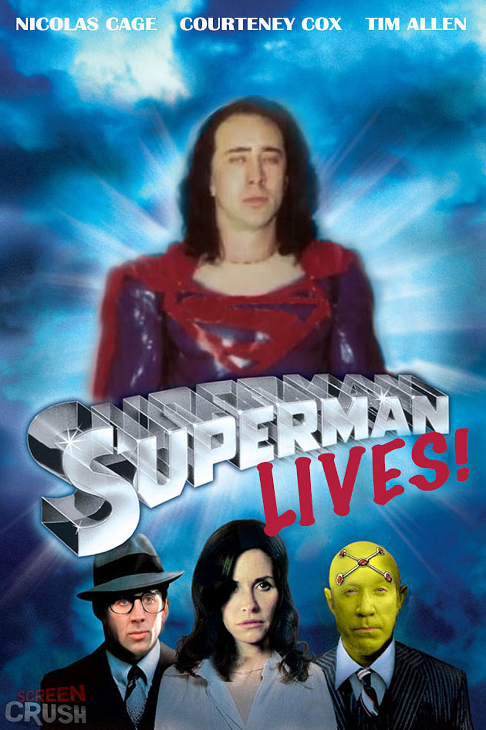 Image result for nic cage fake poster