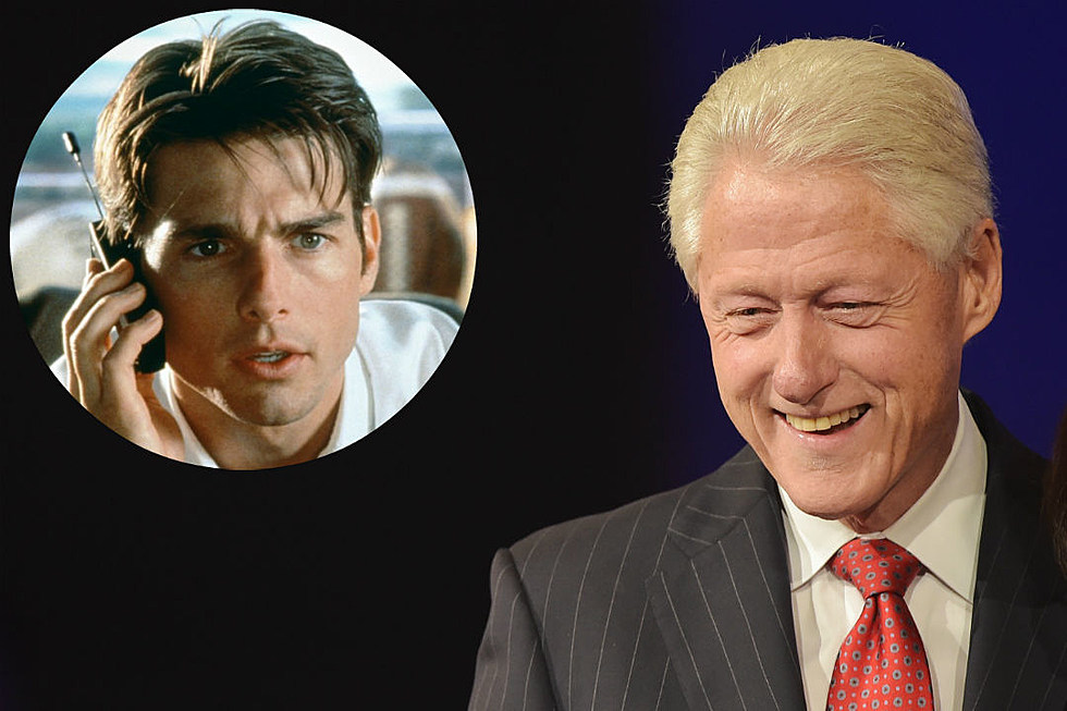 Here Is Every Movie Bill Clinton Watched In The White House From Jerry Maguire To Coyote Ugly