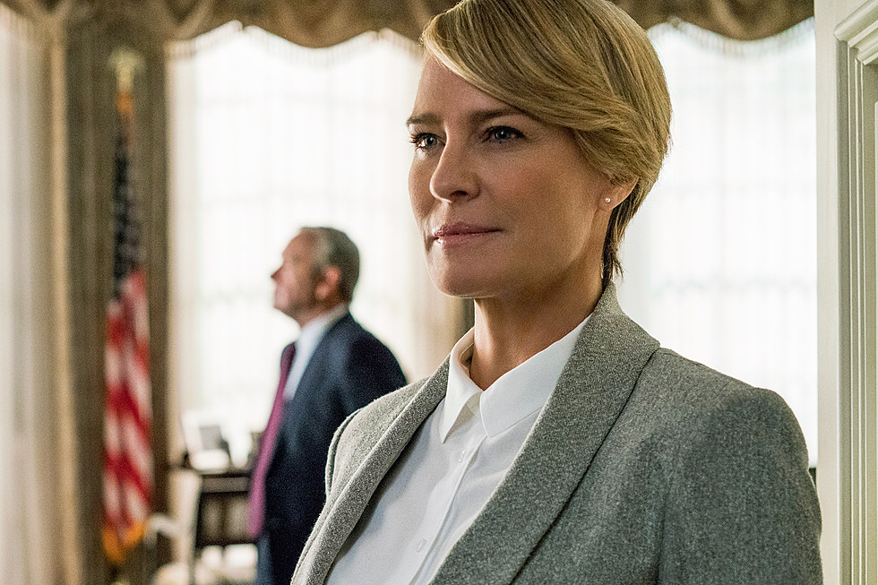 House Of Cards Season 6 Giving Claire The Fourth Wall