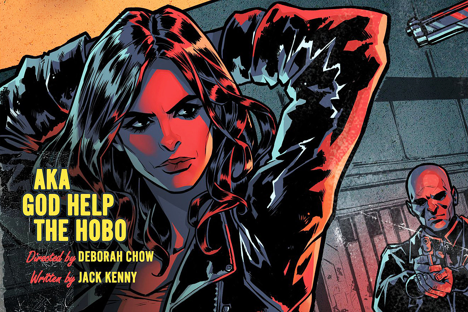 jessica jones season 2 drops new noir posters episode titles