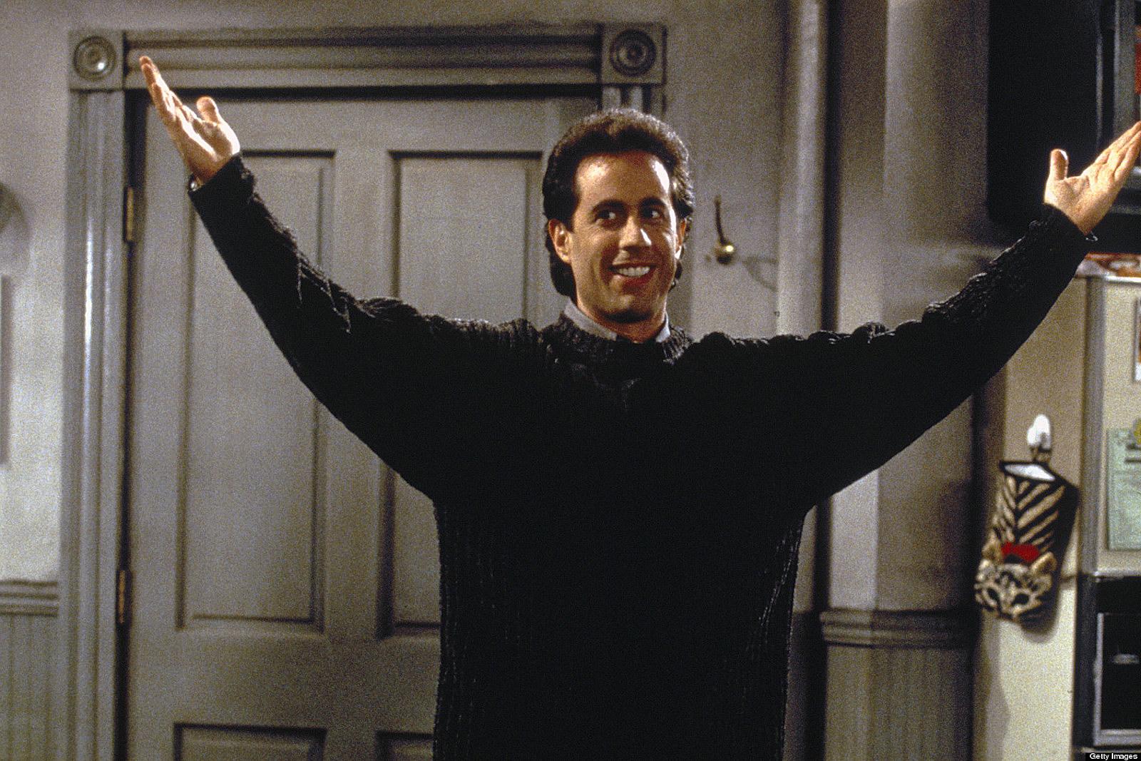 Seinfeld man hands full episode