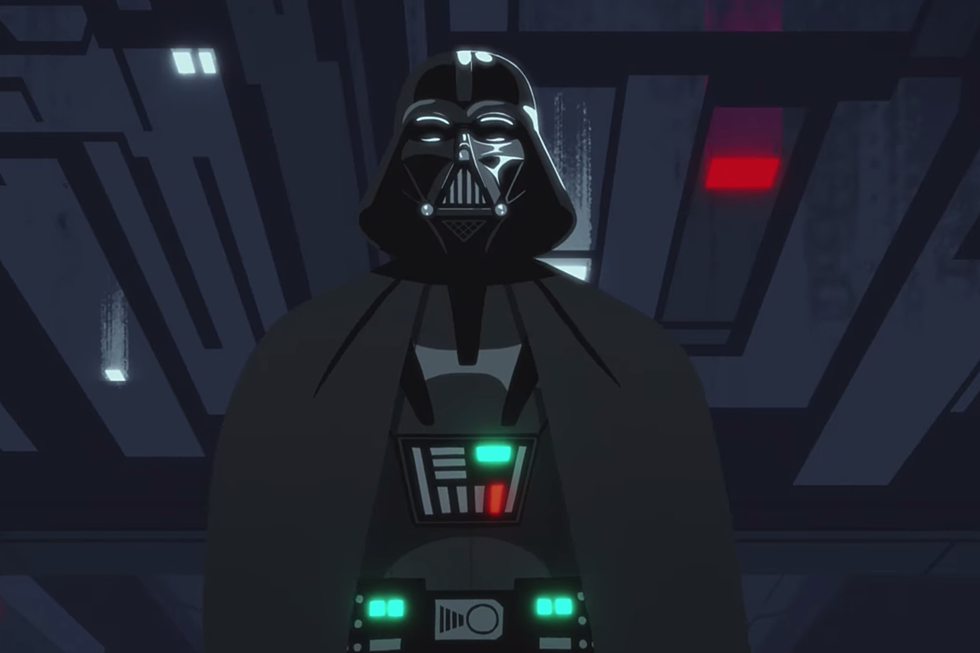 Watch the Entire First Season of Star Wars: Galaxy of Adventures