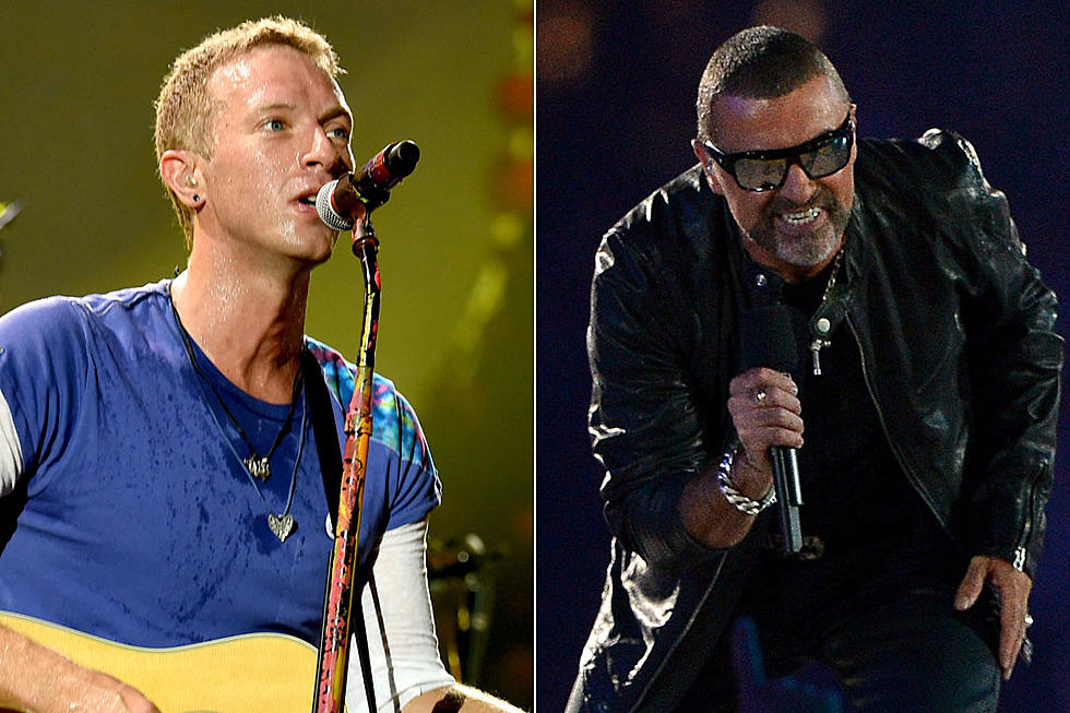 Watch Chris Martin Sing Wham!\'s \'Last Christmas\' at a Homeless Shelter