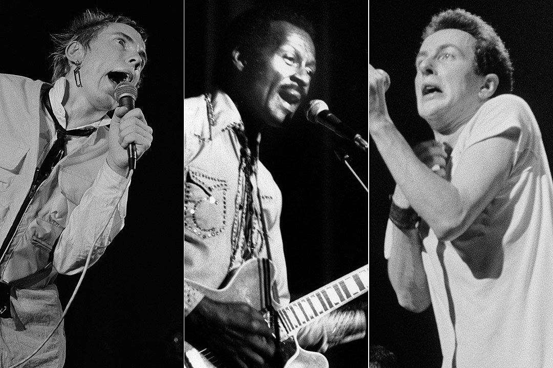 According to johnny rotten how were the sex pistols characterized