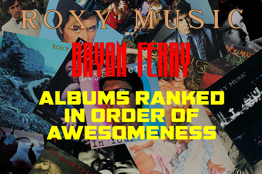 who is roxy music