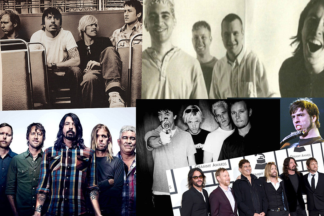 foo fighters lineup changes a complete guide