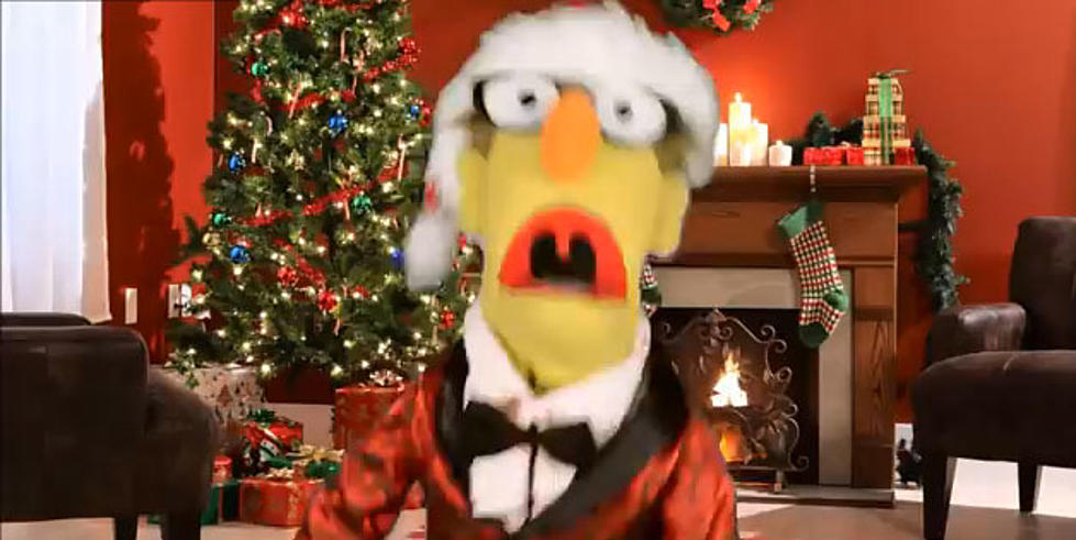 Funny \'Christmas Beer Song\' Features Muppets [Video]