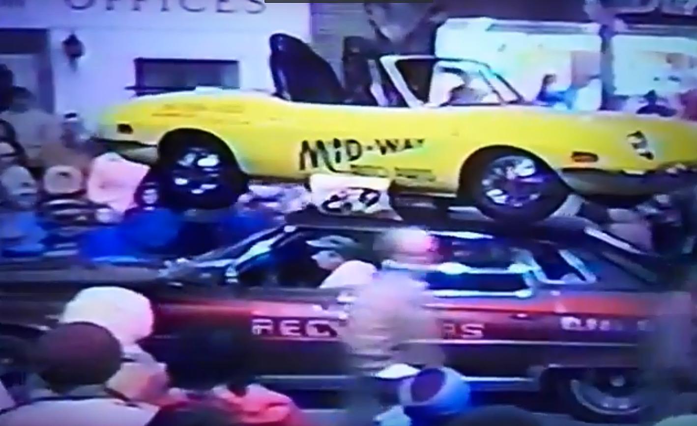 Youtube Footage Of A 1980s Sedalia Christmas Parade
