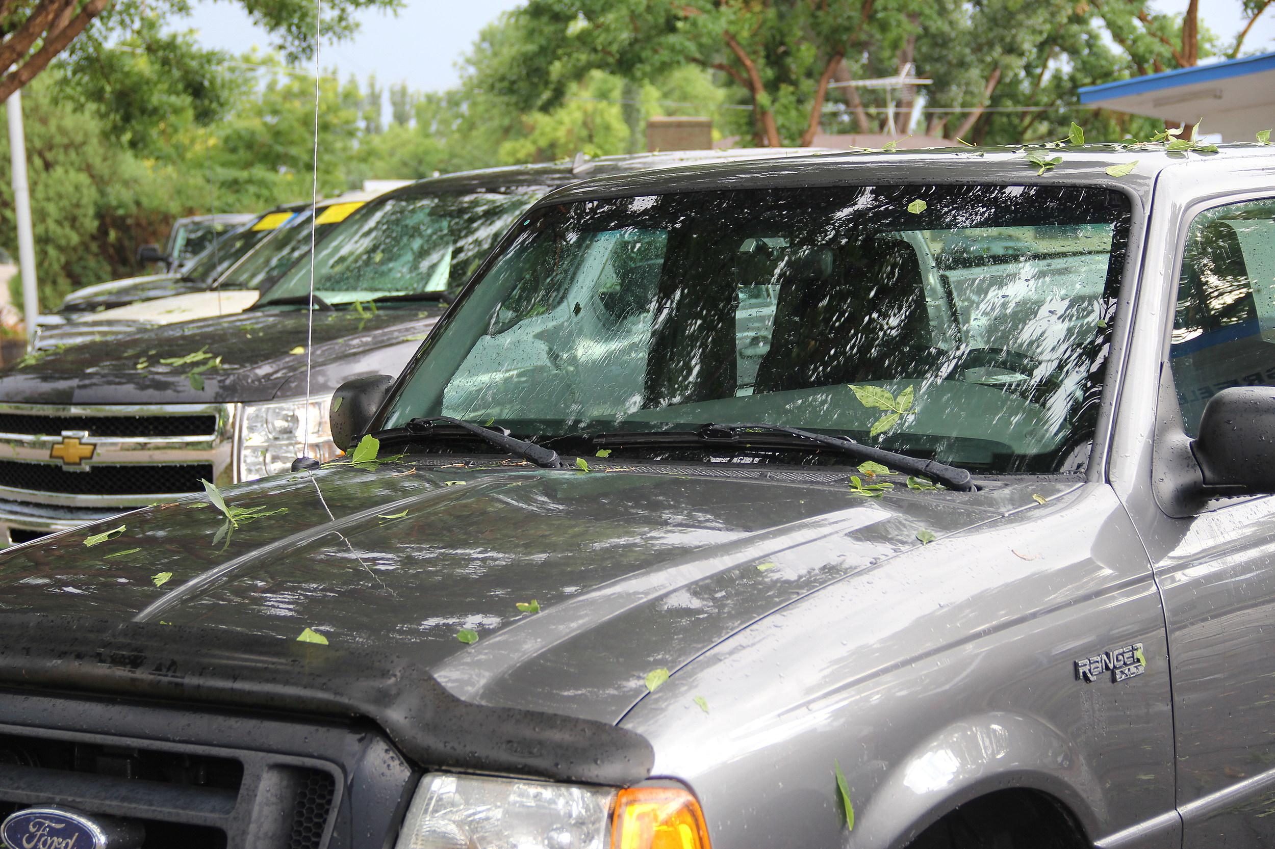 Greeley Car Dealerships >> Greeley Car Dealerships Hard Hit By Saturday S Hail Storm