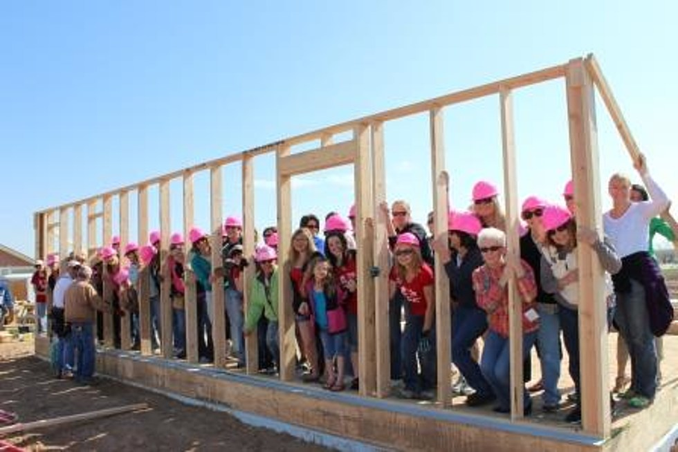 Habitat For Humanity Women Build Construct 5th Home In Fort Collins