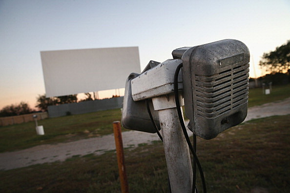 Drive in theaters in south dakota