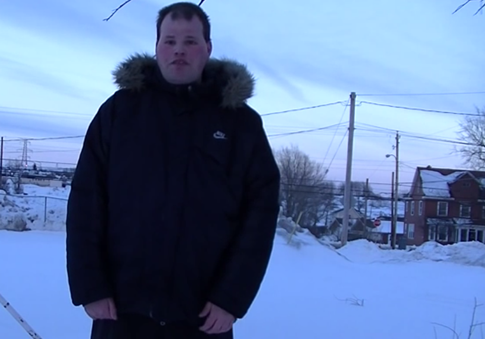 best weather guy every franky says it s gonna be cold watch his