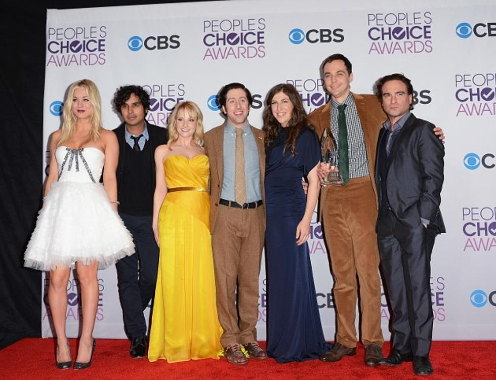 what does the cast of big bang theory look like in real life
