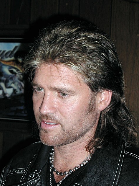 Top 10 Celebrity Mullets Of All Time Britton S Picks