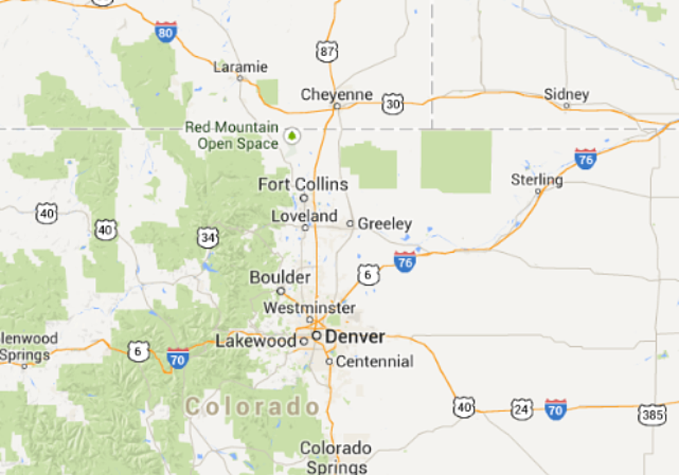 Are Parts of Colorado Becoming Part of Wyoming