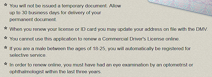 how difficult is it to renew a colorado driver's license online?