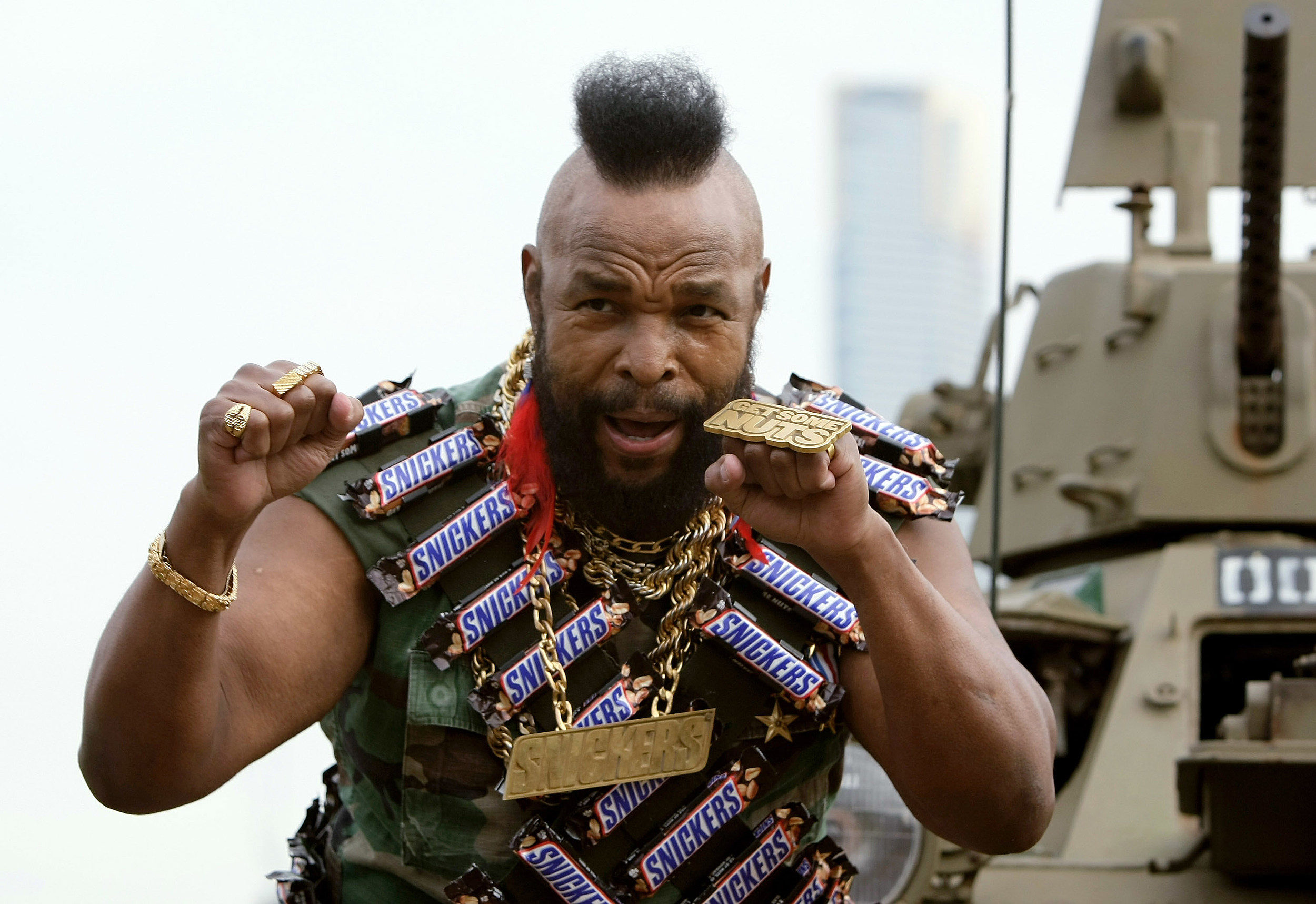 Eleven Things You Didnt Know About Mr T