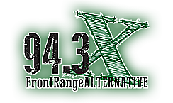 94.3 the X - Front Range Alternative