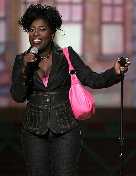 Sheryl Underwood Sheryl Underwood new foto