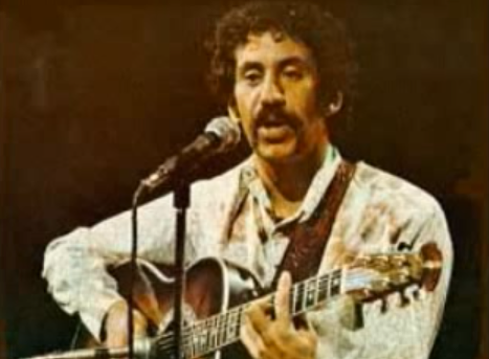 Jim Croce Dies in a Plane Crash on this day in 1973