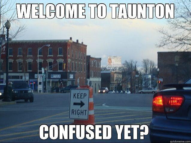 Sex in the city taunton