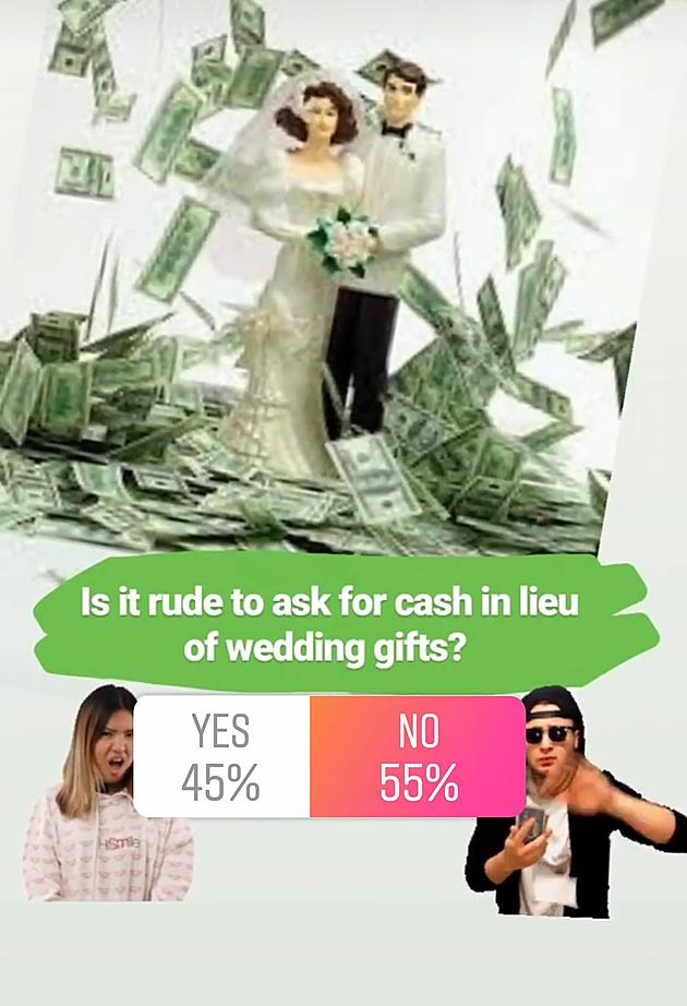 Is It Rude To Ask For Money As A Wedding Gift