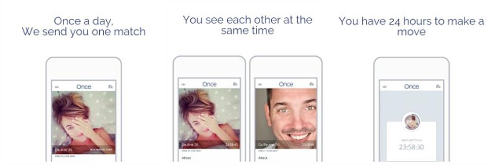 one match a day dating app