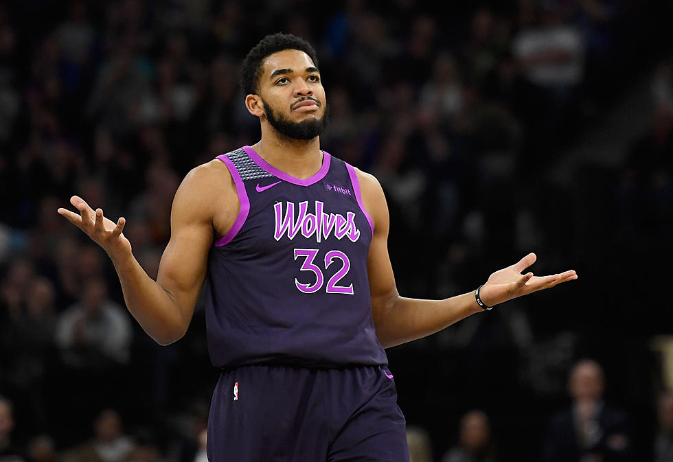 Karl Anthony Towns Makes The Nba 2019 All Star Game Roster