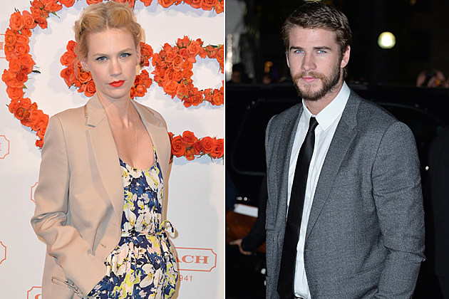 Who liam hemsworth rumored be sexting