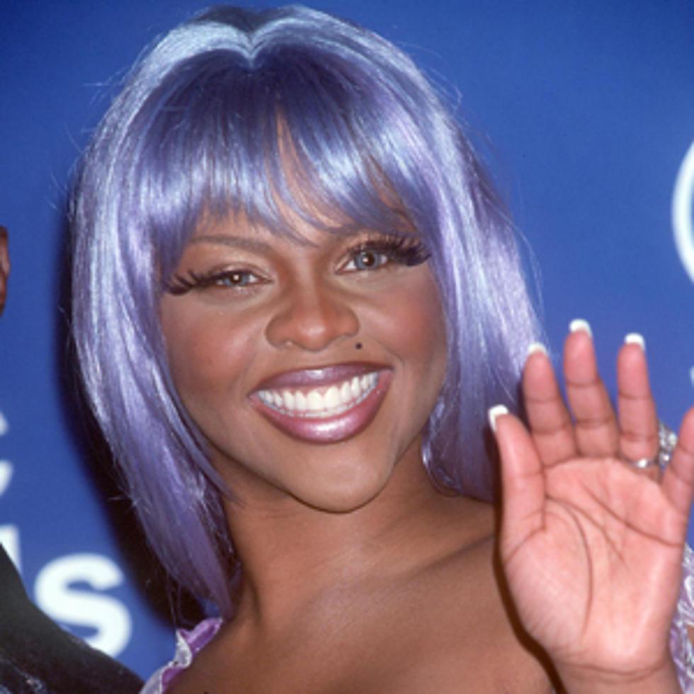 1999 MTV Video Music Awards Lil Kim Face Transformation