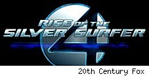 Fantastic Four: Rise of the Silver Surfer logo