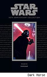 Star Wars: 30th Anniversary vol. 6 - Endgame HC cover
