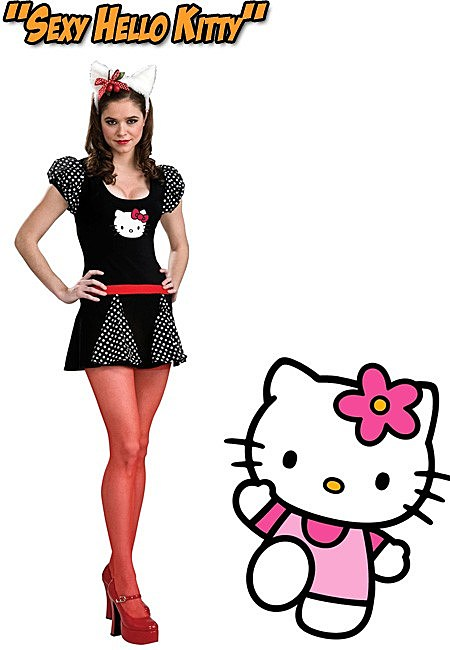Sexy hello kitty Models