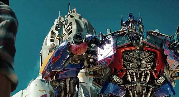 'Transformers: Dark of the Moon' Is Not a Very Good Movie